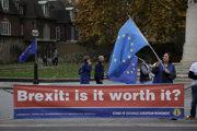 Veľká Británia rozhodla o odchode z Európskej únie 23. júna 2016.