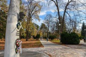 Park M. R. Štefánika v Trenčíne