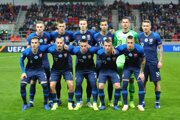 Slovenskí futbaloví reprezentanti.