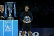 Novak Djokovič je svetovou jednotkou napriek prehre vo finále Turnaja majstrov.