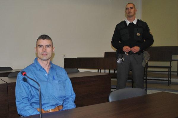 Jancusko na súde vysvetlil, ako v roku 2007 vykradol zlatníctvo Leo Gold.
