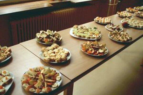 Aké potraviny sú zdravé? Aj to mohli deti zistiť na výstave, ktorú mali v škole.