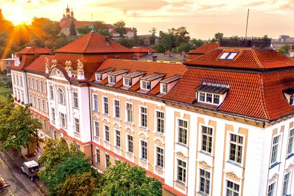 Přírodovědecká fakulta Univerzita Karlova