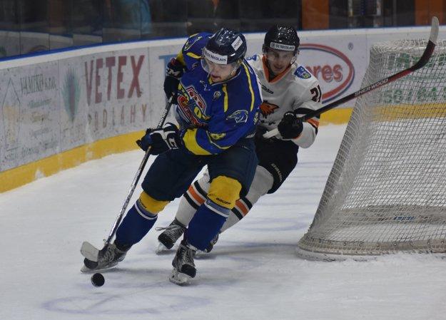 Foto z jeho posledného zápasu v Michalovciach.