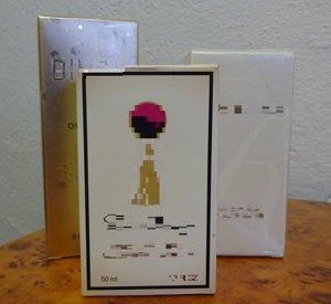 Fejkové parfumy.