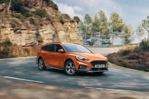 Ford Focus Active Crossover