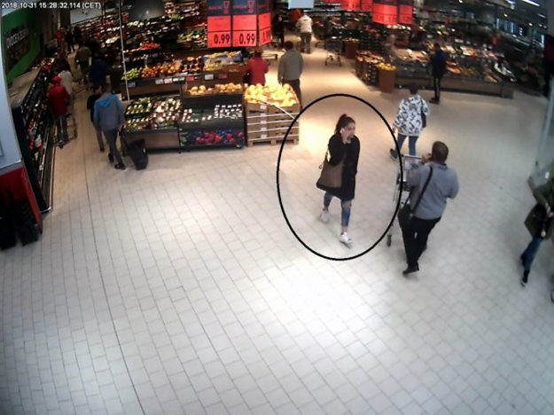 NITRA  V súvislosti s krádežou kabelky zisťujú identitu neznámej ... b1c6288e1d4
