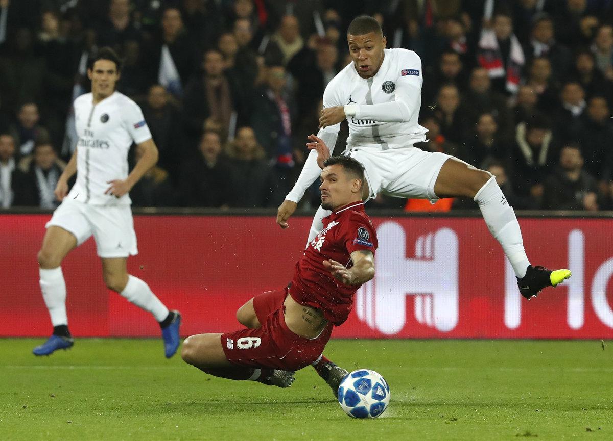 79fb3e160b549 Paríž St.Germain : FC Liverpool - ONLINE (Liga majstrov 2018/2019 ...