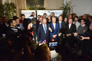 Je isté, že z tejto skupiny okolo novozvoleného primátora Jaroslava Polačeka vzíde minimálne jeden viceprimátor.