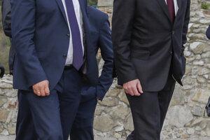 3. október 2016. S nemeckým ministerom zahraničných vecí Frank-Walter Steinmeier.