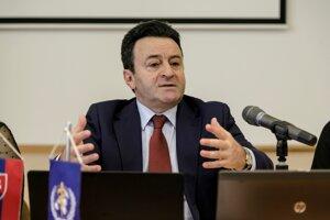 Tatul Hakobyan je zástupcom Svetovej zdravotníckej organizácie (WHO) na Slovensku.