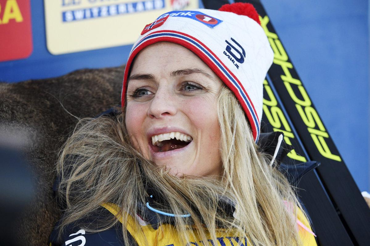 5184fa1a968f Therese Johaugová po dopingovom treste opäť víťazí - Šport SME