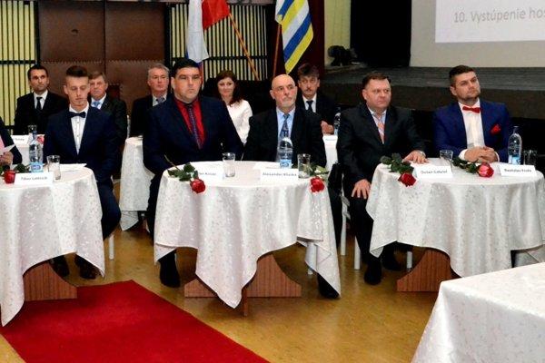 Poslanecký zbor v Turčianskych Tepliciach.