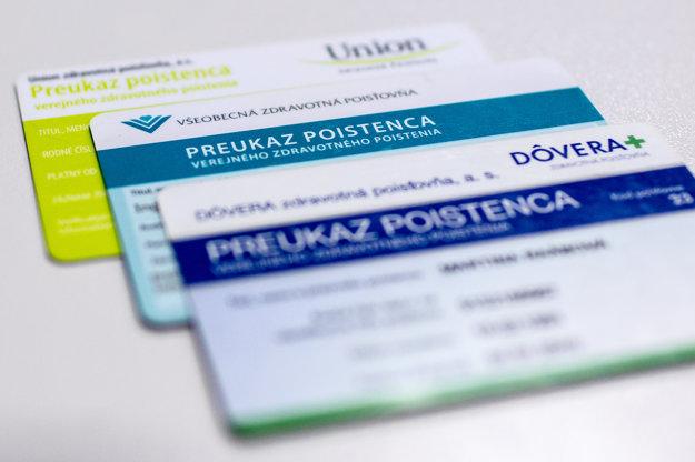 Európsky preukaz zdravotného poistenia vydáva každá zdravotnä poisťovňa