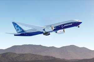 4. Pripravovaný Boeing 777-8 stojí 379,2 milióna eur.