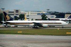 6. Lietadlo Boeing 777-300ER má cenníkovú cenu 347,1 milióna eur.