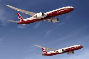 Pripravované modely Boeing 777-8 a 777-9 sú jedny z najdrahších lietadiel na svete.