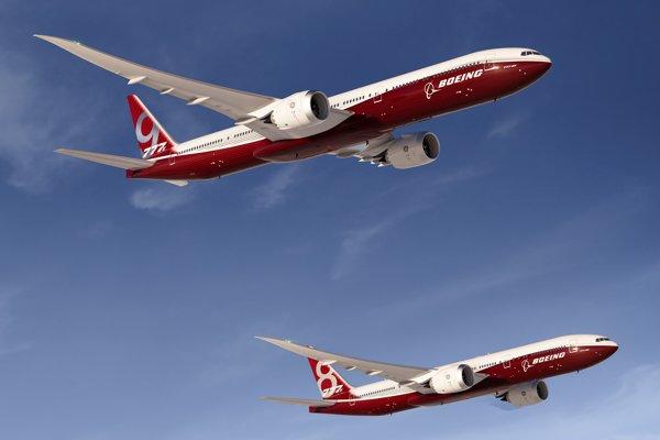 Modely Boeing 777-8 a 777-9 sú jedny z najdrahších lietadiel na svete.