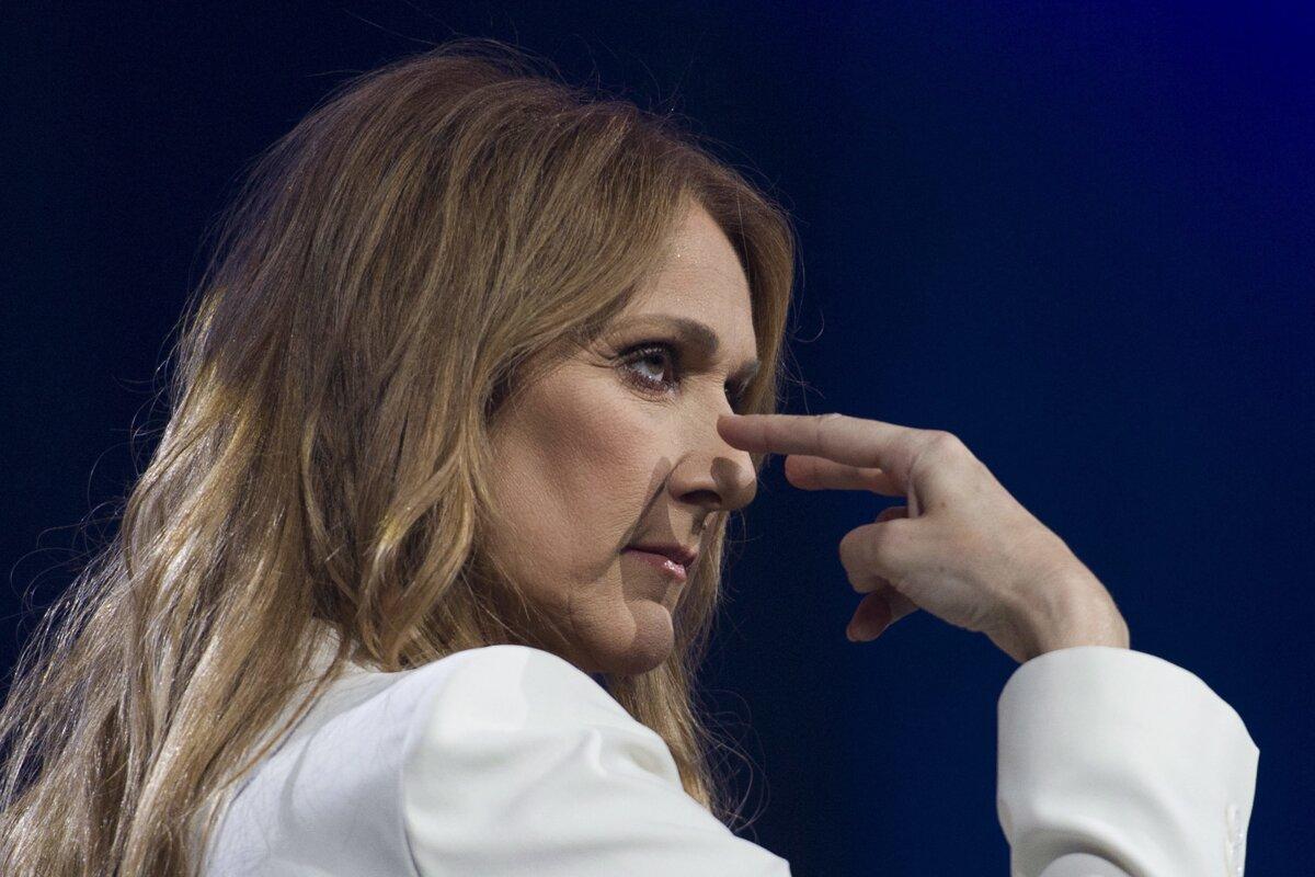a33fcdfc363 Céline Dion posadnutá diablom - kultura.sme.sk