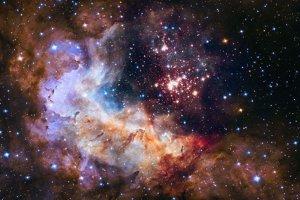 Masívna hviezdokopa Westerlund 2.