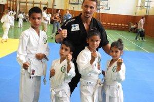Deti z detského domova v Prešove rozvíjajú svoj športový talent vďaka projektu Juniorko.