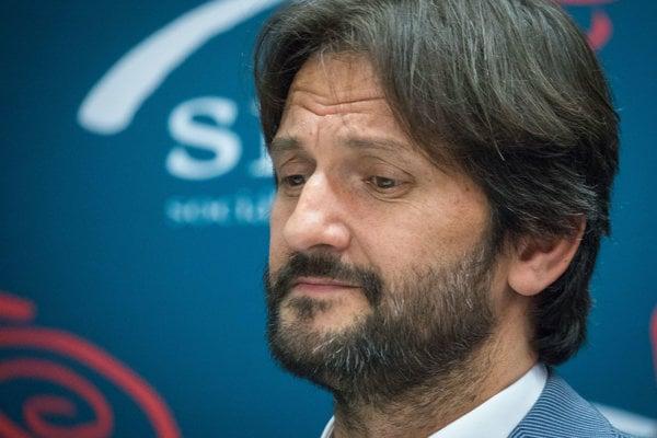 Exminister vnútra Robert Kaliňák.
