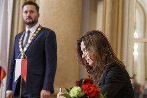 Starostka mestskej časti Staré Mesto Zuzana Aufrichtová bude aj poslankyňou Mestského zastupiteľstva.