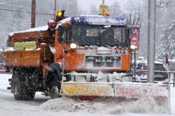 Cestári sú na zimu pripravení.