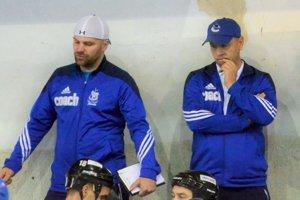 Martinskí tréneri, Richard Pobeha (vľavo) aPeter Petrák.