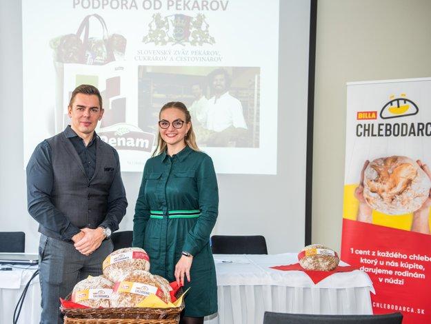 Podpora pre rodiny od pekárov.