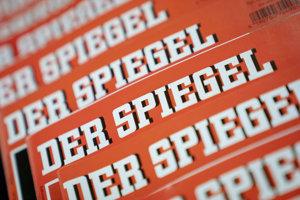 Nemecký týždenník Der Spiegel.