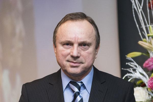 Ján Švehlík.