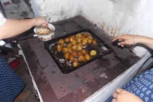 Veľmi obľúbeným podujatím v kysuckom skanzene je Kuchyňa starých materí.