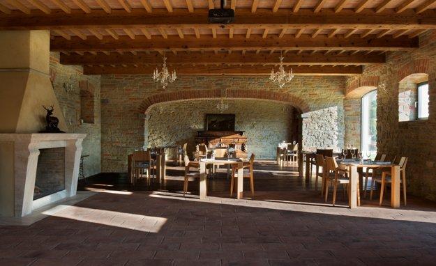 Počas komentovaných prehliadok navštívite nielen Reštauráciu Amalia, ale aj prízemie historického kaštieľa.