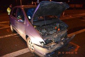Nehoda na Sečovskej