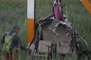 Pád vrtuľníka s podnikateľom Mariánom Troligom. Článok o tragédii bol v roku 2018 najčítanejší na webe Korzára.