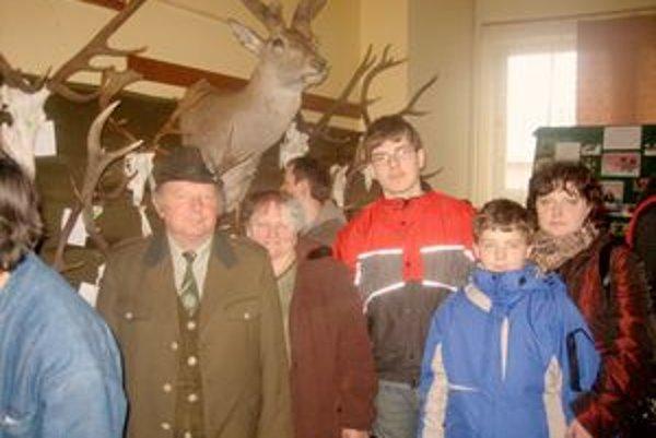 Pre Dušana Slaninku z PZ Tiesňava (vľavo), je návšteva chovateľskej prehliadky rodinnou tradíciou