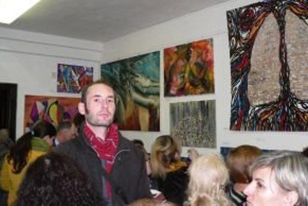 Na tohtoročnej prehliadke diel neprofesionálnych umelcov Liptova sú zastúpené mnohé výtvarné techniky.