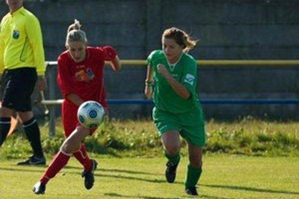 Na ihrisku v Okoličnom odohrajú najlepšie ženské futbalové tímy finálový zápas Slovenského pohára žien.