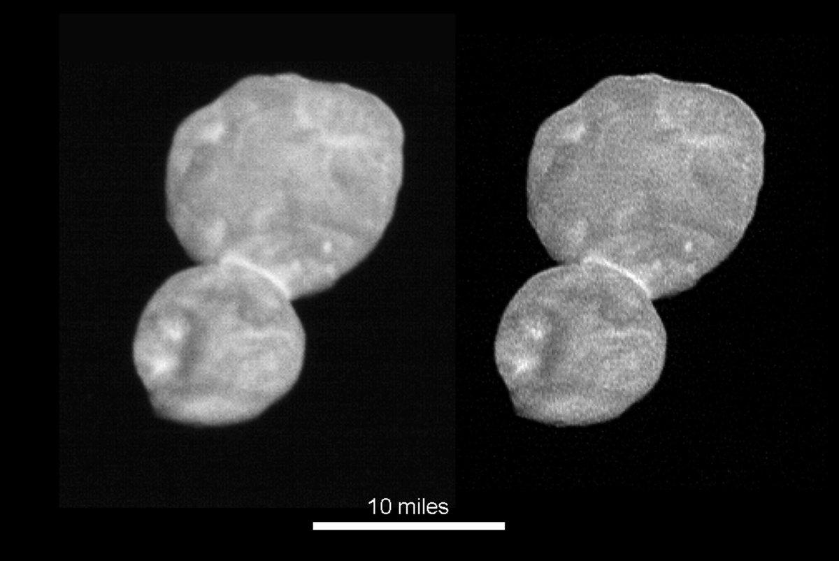 660678c3845f Američania zverejnili prvú ostrú snímku planétky Ultima Thule - Tech SME