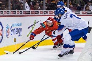 0abb8232f6a21 ONLINE Slovensko - Rusko (MS v hokeji do 20 rokov 2019) - Šport SME