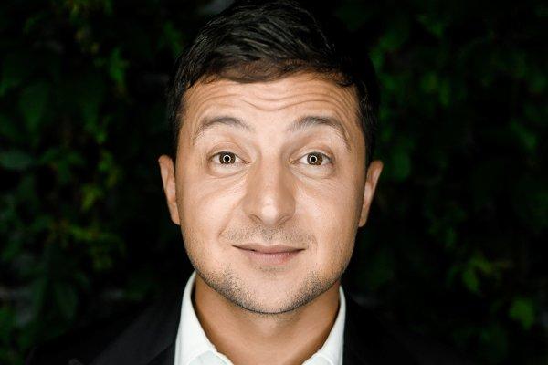 Komik Volodymyr Zelenskyj (44) chce byť novým ukrajinským prezidentom.