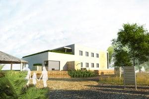 V Leviciach predstavili projekt prvej lesnej školy, ktorá má vzniknúť na Koháryho ulici v areáli lesného závodu.