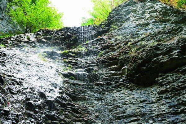 Brankovský vodopád je najvyšším vodopádom v Nízkych Tatrách, spomedzi slovenských vodopádov mu patrí druhé miesto.