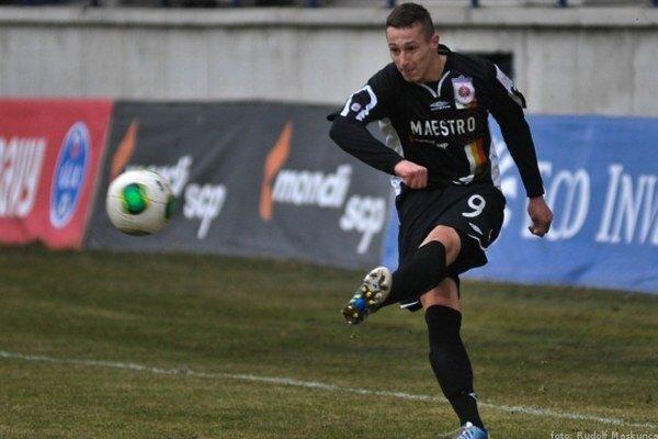 Adam Zreľák strelil víťazný gól v kvalifikačnom zápase Slovenska s Gruzínskom.