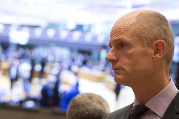 Holandský minister zahraničia Stef Blok.