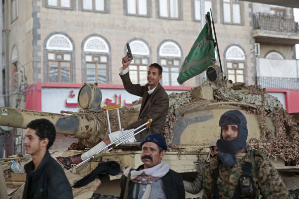 Predstavitelia jemenských vzbúrencov - nazývaných húsíovia - sa na rokovaniach nezúčastnili.