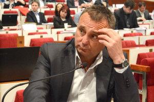 Dnes už bývalý predseda neexistujúcej strany Šport do Košíc a na Východ Igor Sidor
