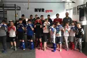 NVR gym v Liptovskom Mikuláši zbieral úspechy v dospelých kategóriách, ale aj v mládežníckych.