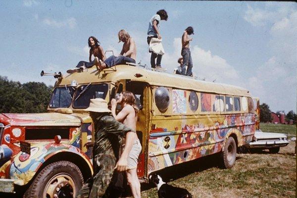 Woodstock sa so svojou neopakovateľnou atmosférou konal iba v roku 1969.